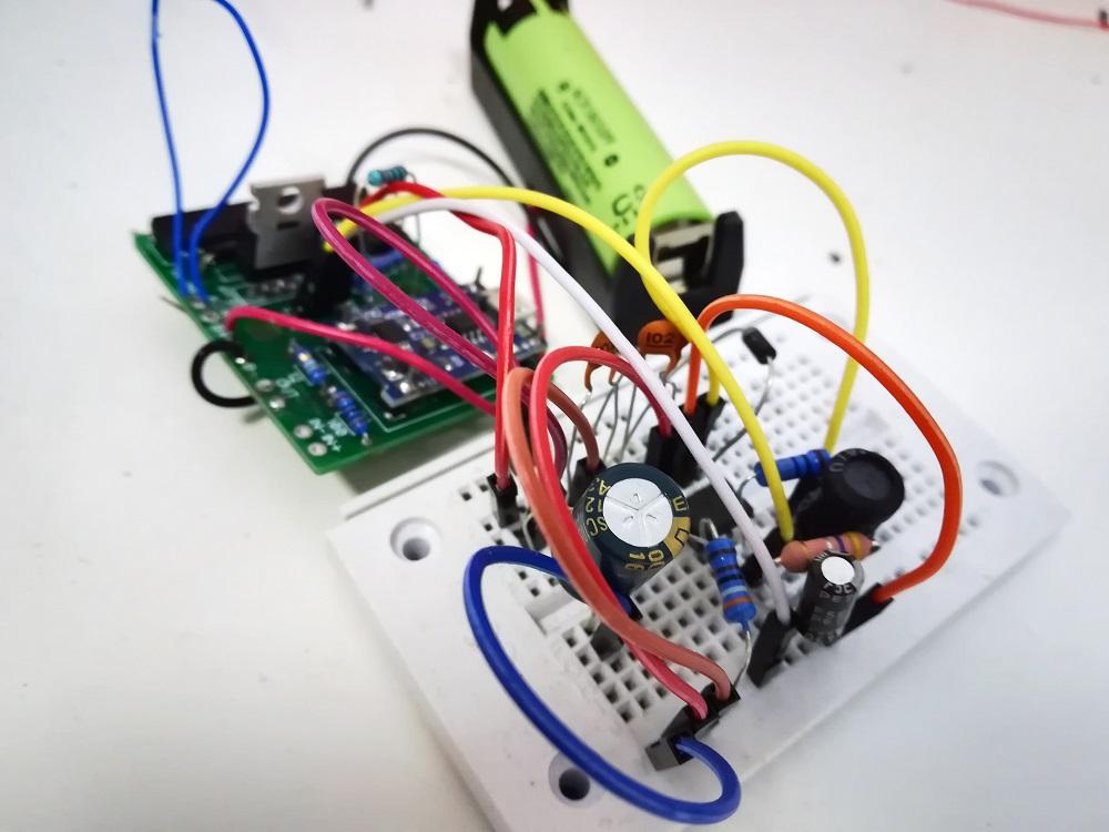 Elektronika tesztelés