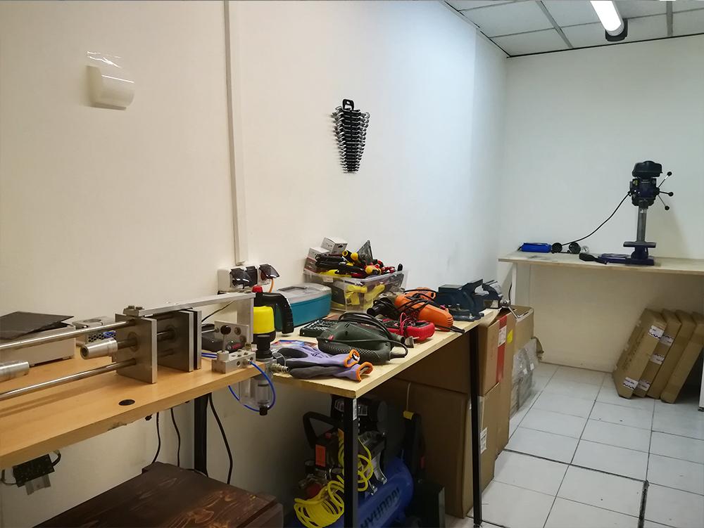 A kis műhely