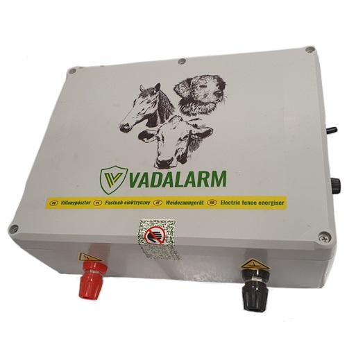 Vadalarm electric fence